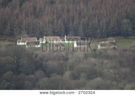Irish Tatched Cottages