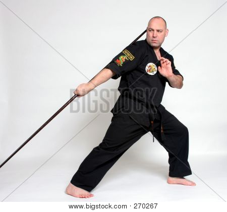 Martial Arts Teacher