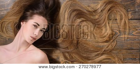Long Healthy Hair. Beauty Girl With Long Hair. Beauty Hair Salon. Fashion Haircut. Trendy Haircuts