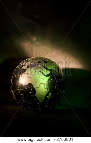 Puzzle Earth - Africa/Mideast
