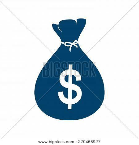 Money Bag, Money Bag Icon Vector, Money Bag Icon Sign For Logo, Website, App, Ui. Money Bag Icon Iso