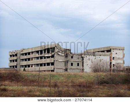 Building Destruction
