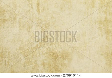 Old Texture Background Vintage Grunge Paper Antique Ancient Abstract Parchment Wall Design Template