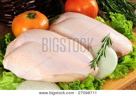 Chicken breast.