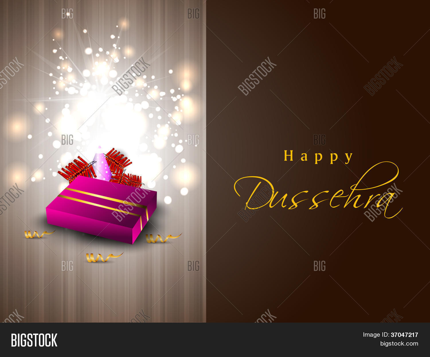 Greeting card vector photo free trial bigstock greeting card for dussehra festival celebration in india eps 10 m4hsunfo