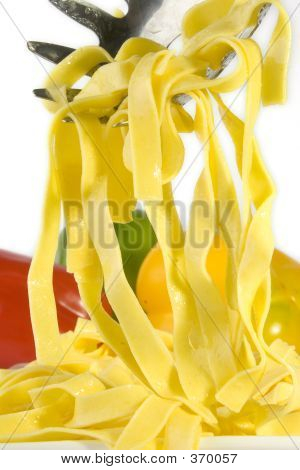 Pasta With Peppers