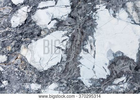 Dark Grey Marble Texture, Marble Wallpaper Background Texture.