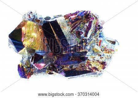 Teeth Gypsum Models Isolated On The White Background