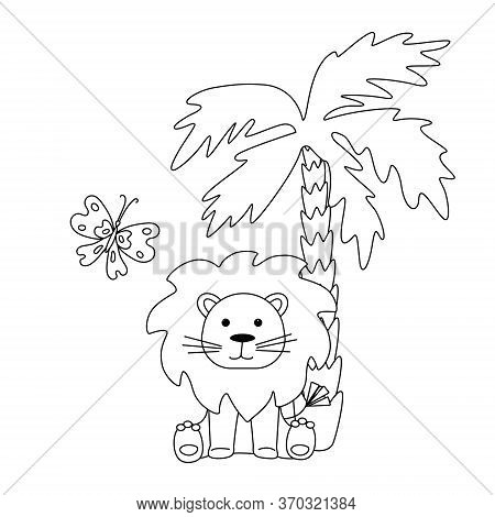 Cute Kids Coloring Vector Photo Free Trial Bigstock Click to see more animals in the active wild online zoo. cute kids coloring vector photo free