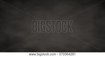 Abstract Dark Space Background, Grunge And Oldie Texture Concept, Blank Empty Space For Your Another