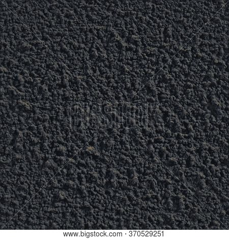 Seamless Pattern Of A Rough Painted Wall. Rough Surface Texture. Decorative Plaster. Monotonous Wall