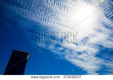 The Formation Of High Altitude Cirrus Clouds
