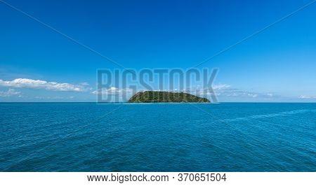 Tropical Island Koh Tae Nai, Take Photo From Phangan Island, Thailand