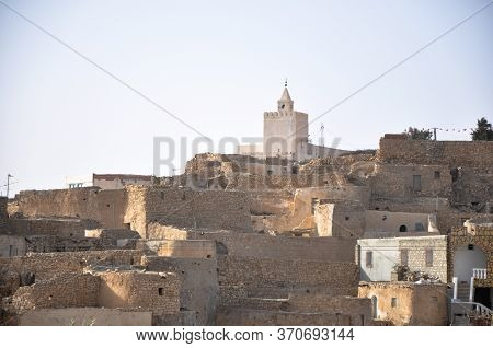 Matmata, Tunisia - February 03, 2009: Matmata Is A Small Berber Town In Southern Tunisia.