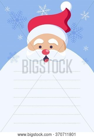 A letter to Santa Claus. Merry christmas greeting card vector background. Merry christmas and happy new year. Christmas Greeting Card. Merry Christmas Lettering. Merry christmas greeting card vector background. Merry christmas and happy new year