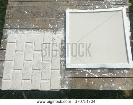 3d Casting Of Gypsum Panels. Decorative Panels Made Of Gypsum With Your Own Hands