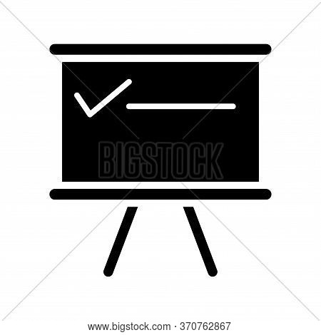 Blackboard Icon Vector Design Templates