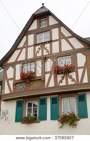 Kr���¶v, Rheinland Pfalz, Germany