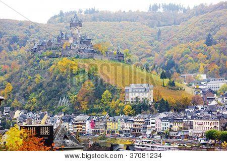 Cochem, Rheinland Pfalz, Germany