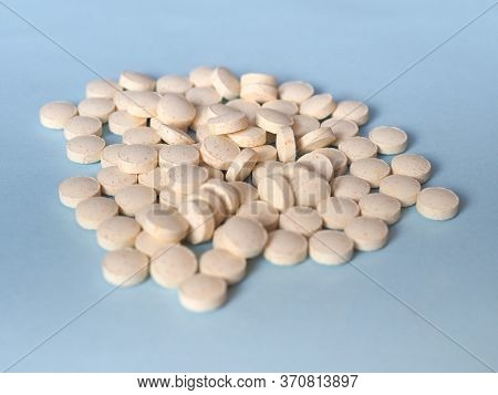 Vitamin C And D3 Tablets