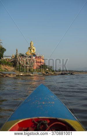 Thailand Sop Ruak Mekong Giant Buddha Temple