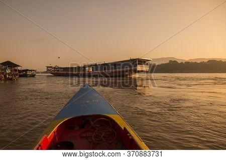 Thailand Sop Ruak Mekong River Boat Tour