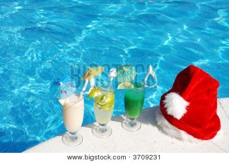 tropische Weihnachten