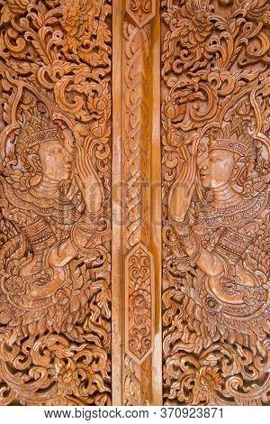 Thailand Sop Ruak Wat Sob Ruak Temple