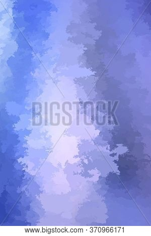 Abstract Modern Vector Background, Vertical Format. Digitally Generated Contemporary Wallpaper. Ligh