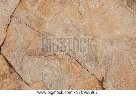 Stones For The Background. Stone Texture. Abstract Background Texture Of Stone. Close-up For Text. L