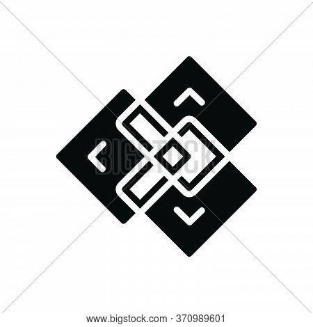 Black Solid Icon For Ameritrade Logo Stocks Trading