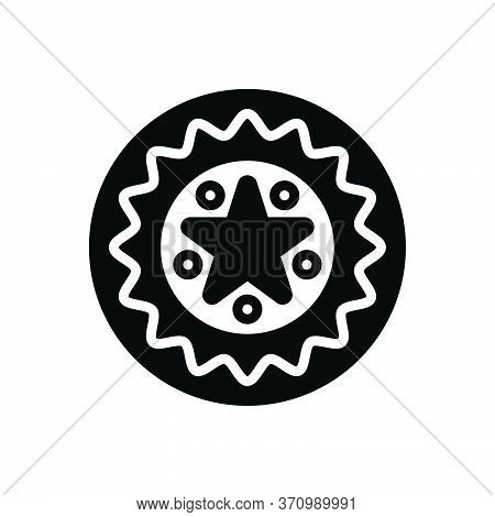 Black Solid Icon For Guarantee Warranty Agreement Quality Stamp Satisfaction Insurance Risk-free