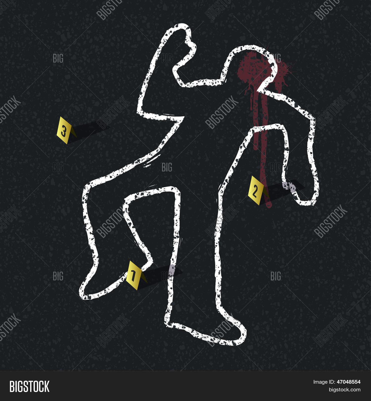 Crime Scene Image & Photo (Free Trial)   Bigstock