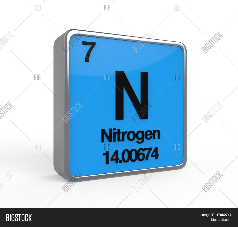 Nitrogen element periodic table image photo bigstock nitrogen element periodic table urtaz Choice Image