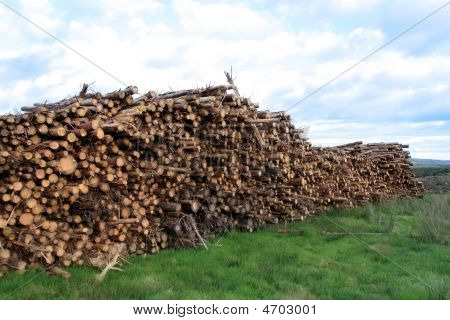 Stacked Logging