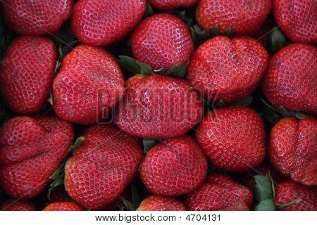 Strawberry Backgound