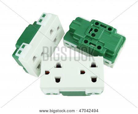 Electrical Outlet (socket Plug)