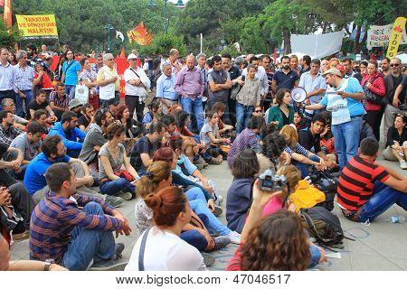 Gezi Park Rally