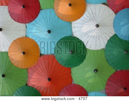 Traditional Umbrellas