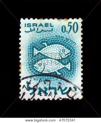 Sign Of The Zodiac Fishes - Pisces
