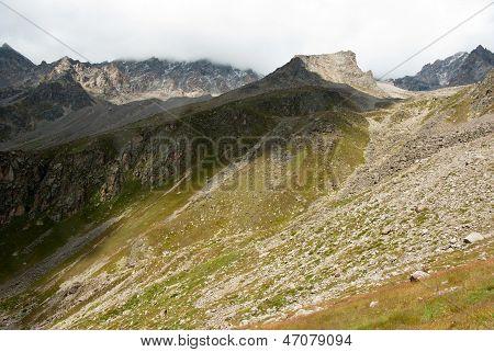 Greater Caucasus Mountains