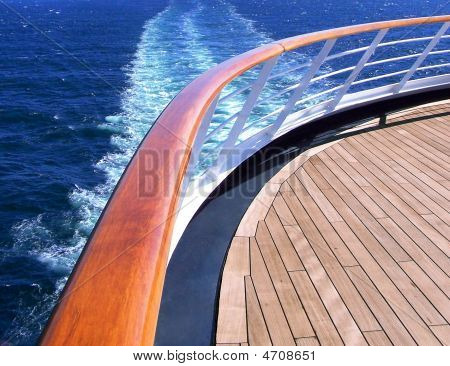 Cruise Ship Rail