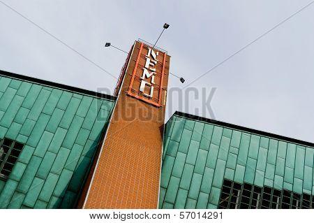 Nemo Scientific Museum