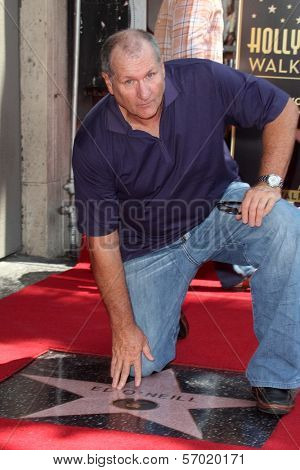 Ed O'Neill at the Ed O'Neill Hollywood Walk Of Fame Induction Ceremony, Hollywood, CA. 08-30-11