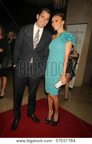 Bill Rancic, Giuliana Rancic at the 10th Annual Smile Gala, Beverly Hilton hotel, Beverly Hills, CA. 09-23-11