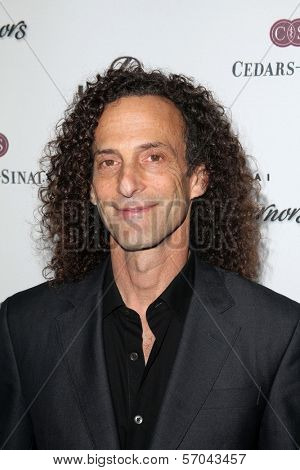 Kenny G at the Cedars-Sinai Board Of Governors Honor Barbra Streisand, Beverly Hilton Hotel, Beverly Hills, CA 11-08-11