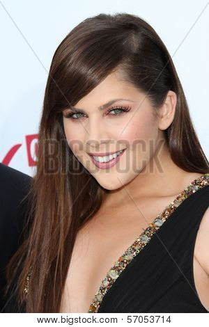 Hilary Scott at the 2011 Billboard Music Awards Arrivals, MGM Grand Garden Arena, Las Vegas, NV 05-22-11