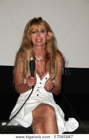 Laurene Landon at a rare screening of