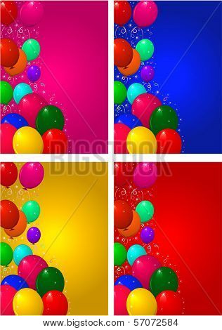 Set Backgrounds For Birthday
