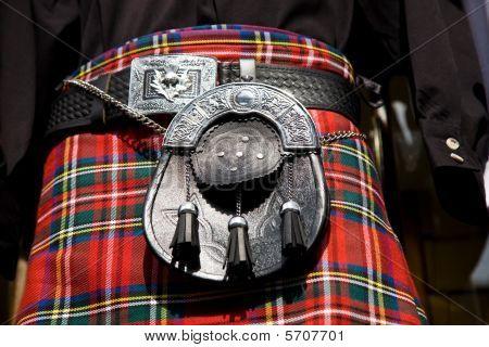 Scottish Kilt